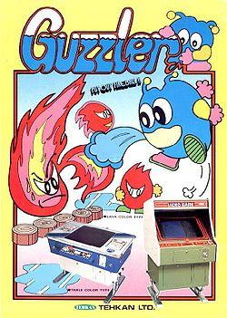 GUZZLER – Coin-Op (1983)