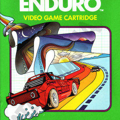 ENDURO – Atari 2600 (1983)