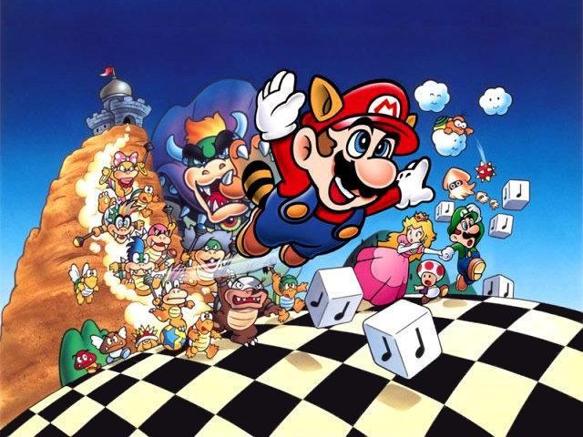 Mario compie 25 anni!