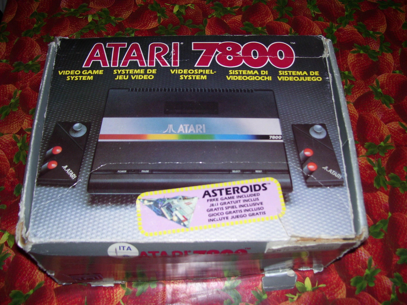 NUOVI ARRIVI: ATARI 7800