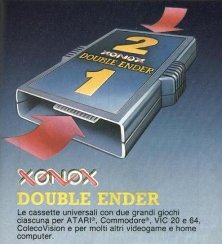 SPECIALE – XONOX E CARTUCCE DOUBLE ENDER