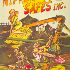NIPPON SAFES INC. – Amiga/PC  (1992)