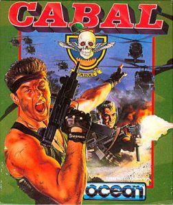 CABAL – Coin-Op (1988)