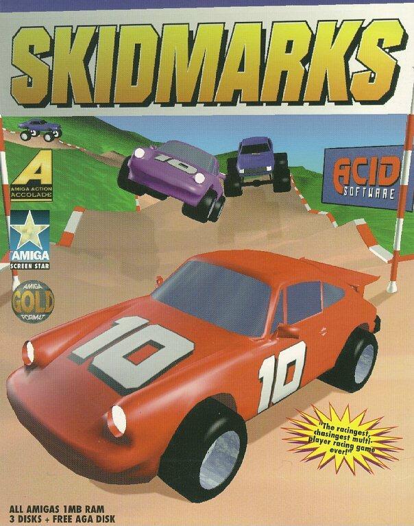 SKIDMARKS – Amiga  (1993)