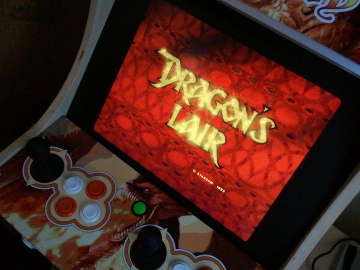 Il Minicab con Dragon's Lair!