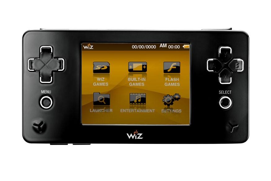 La console portatile Wiz