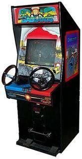 Il cabinato Arcade di badLands
