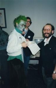 Chi indovina l'identità dell'omino verde?