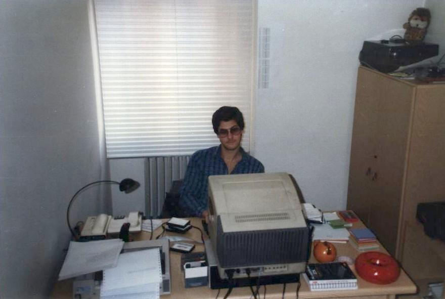 """INTERVISTA AD EUGENIO CICERI: dallo Spectrum all'Amiga passando per RUN (premi """"c"""" per continuare)"""