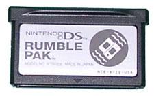 Rumble Pak per NIntendo DS
