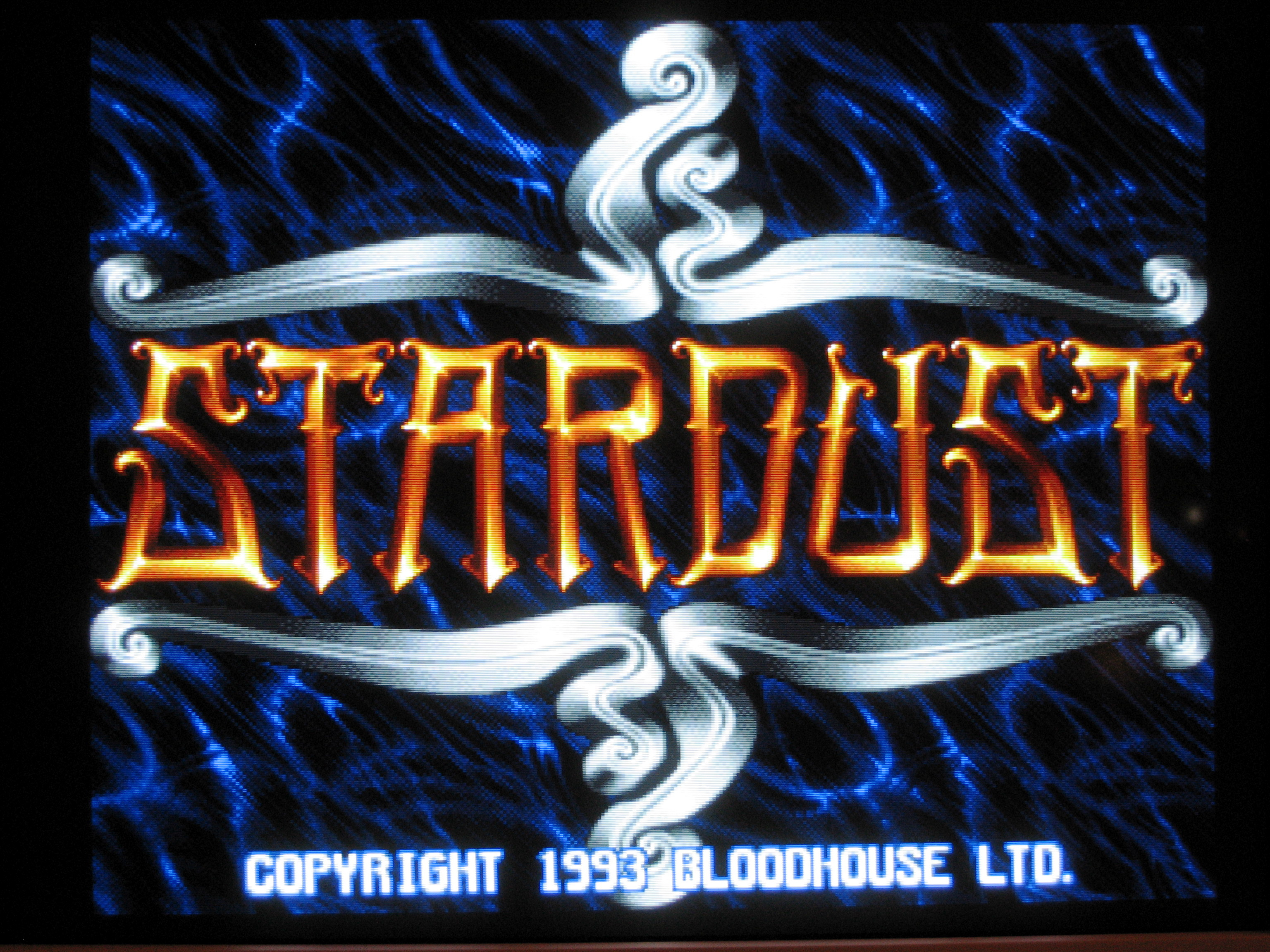 STARDUST – Amiga (1993)