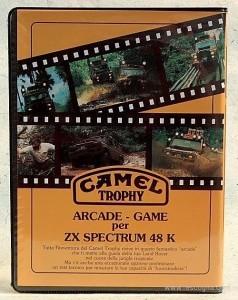 Il retro della confezione di gioco