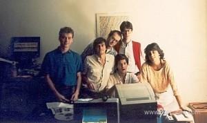 Il gruppo redazione di RUN