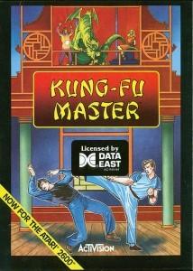 La cover della versione per Atari 2600