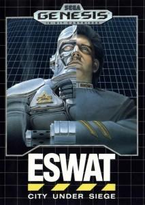 La cover della versione per Sega Megadrive/Genesis