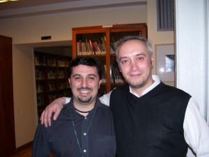 Robert Grechi e Riccardo Cangini alla Reunion Simulmondo