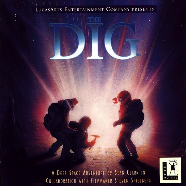 THE DIG – PC (1995)