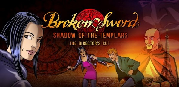BROKEN SWORD: THE SHADOW OF THE TEMPLAR – PC (1996)