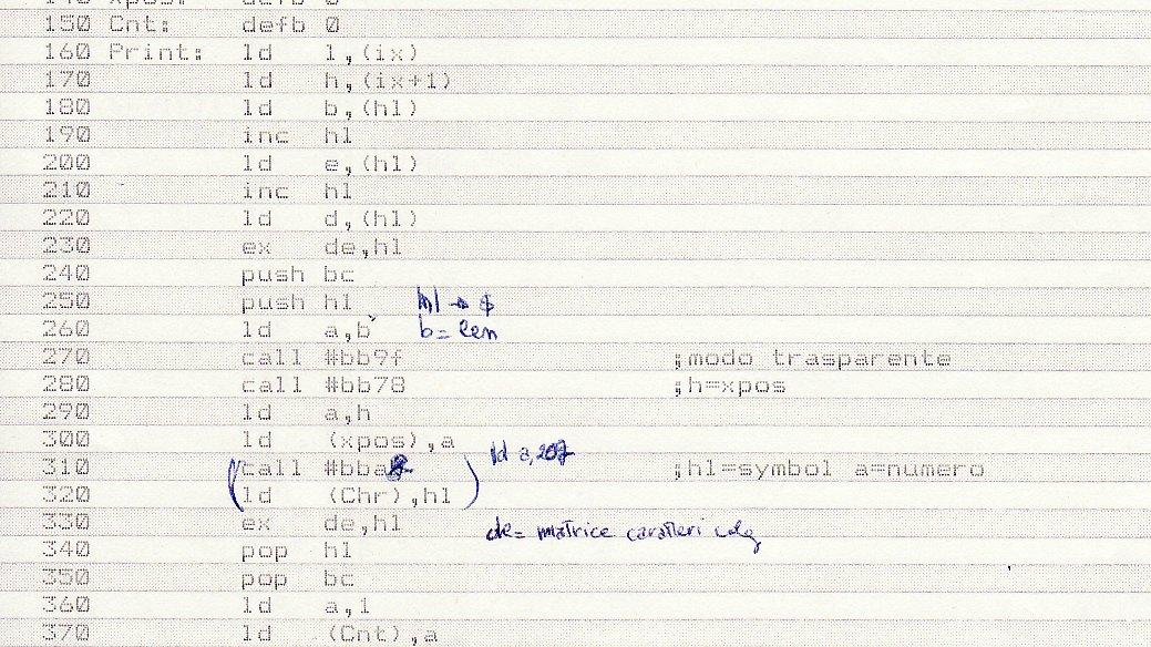 INTERVISTA A MASSIMILIANO PAGANI: trent'anni di programmazione fra console e computer