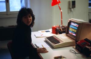Il BBC Acorn che usavamo per uploadare i testi su Videotel,...anche quella è archeologia informatica