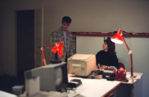 Collaboratori del progetto Lasernet 800