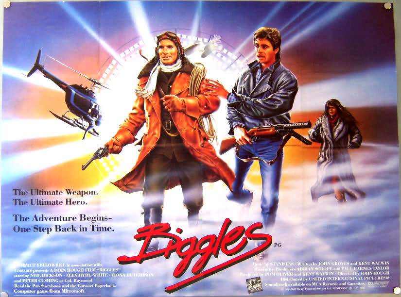 FILM – BIGGLES (1986)