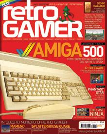 Il terzo Numero della magnifica rivista RETROGAMER...