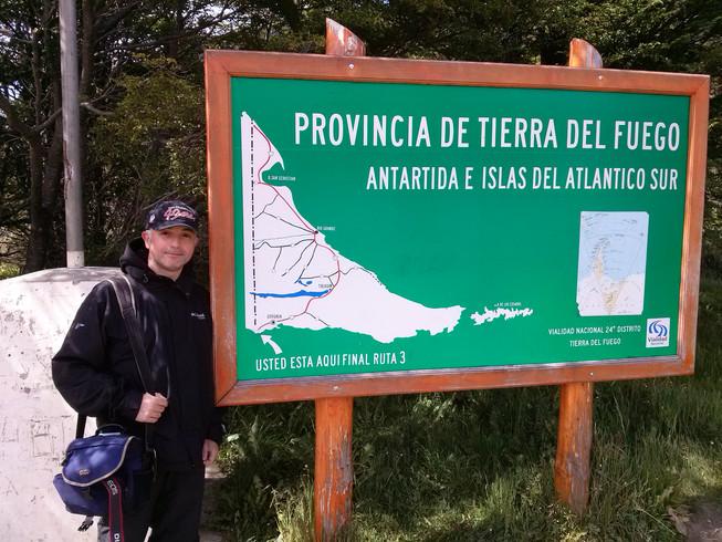 Terra del Fuoco, Argentina, gennaio 2014