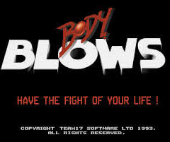 BODY BLOWS – Amiga (1993)