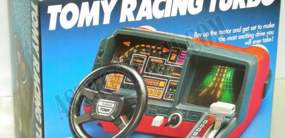 TOMY RACING TURBO