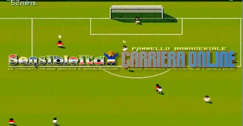 Ecco a voi Sensible Soccer...ONLINE!