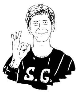 ...e la caricatura del buon Stefano Giorgi, co-autore di Shogoth