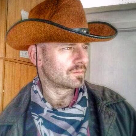 Alex Rossetto in versione Cowboy
