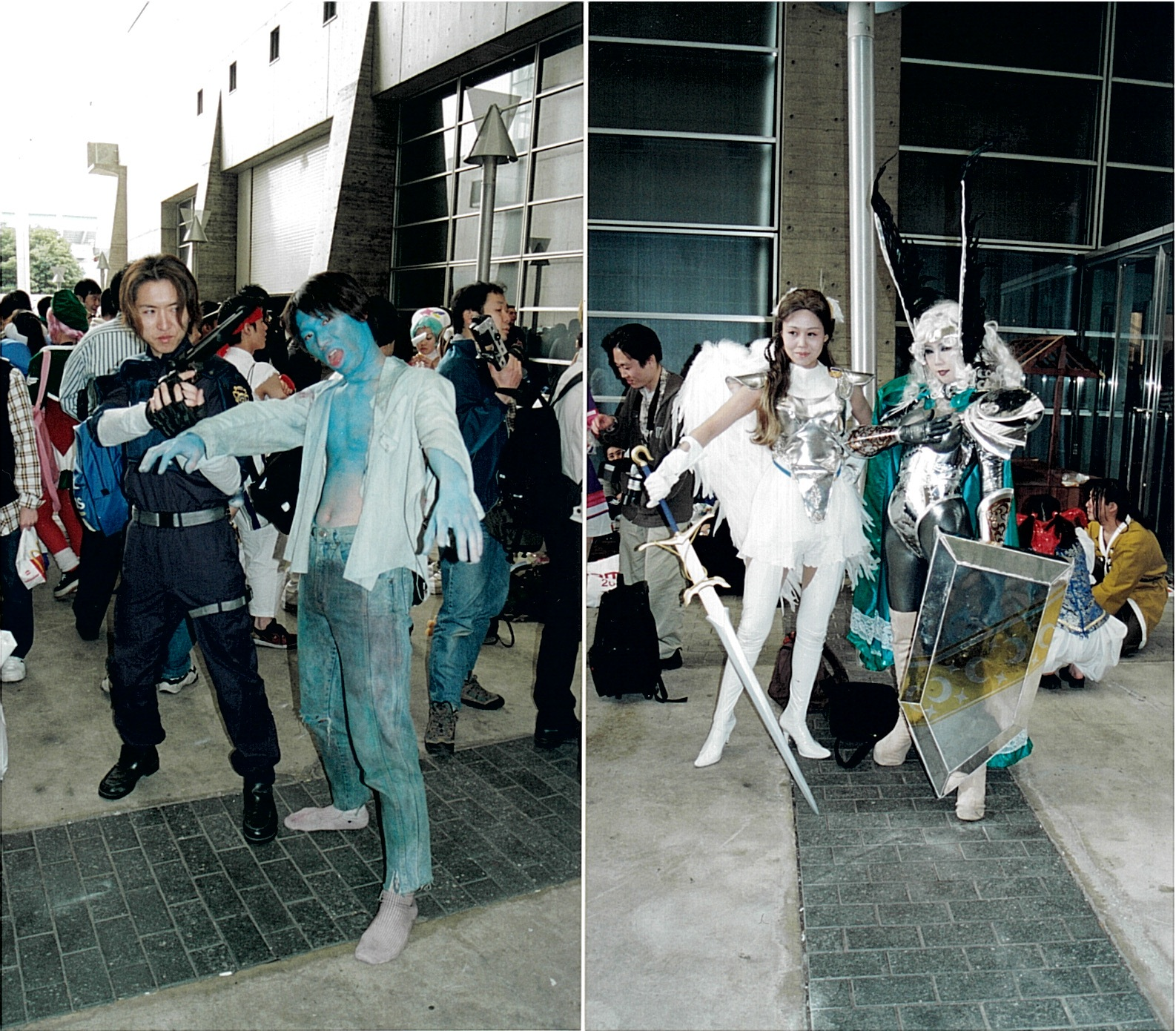 Altre foto di cosplay...