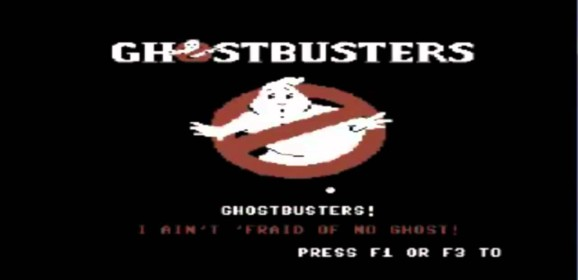GHOSTBUSTERS – All versions (1984)