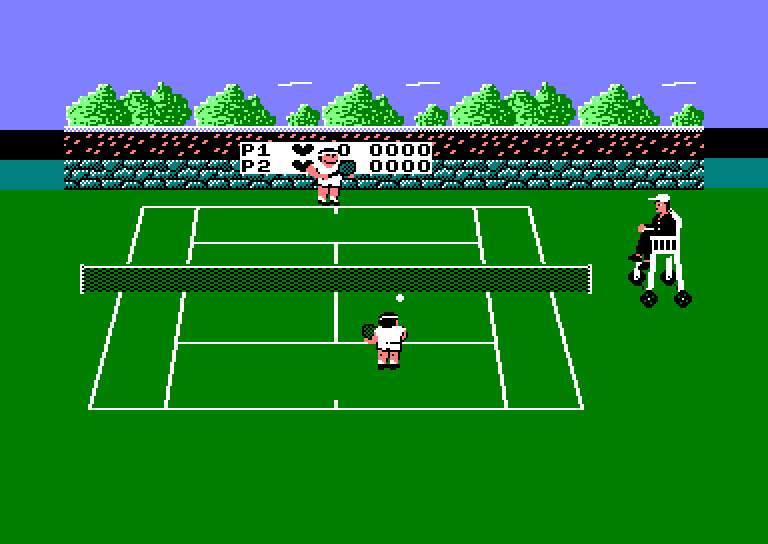 Pro Tennis Simulator (1990)(Codemasters)