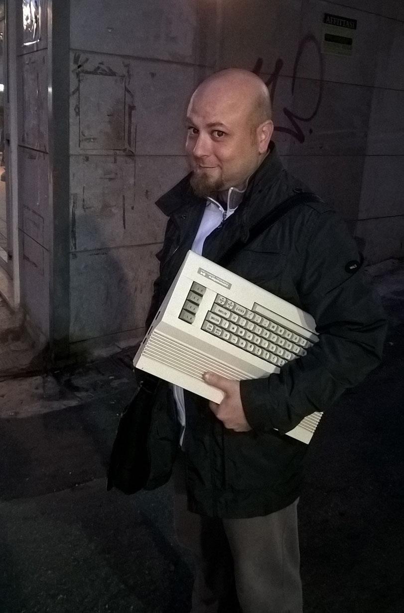Il vero commodoriano non può vivere senza il suo C64