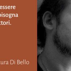 INTERVISTA A BONAVENTURA DI BELLO: IperNarrativa per tutti…