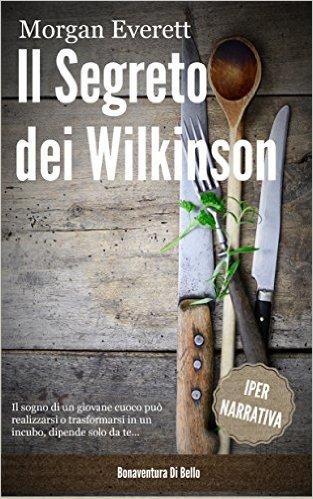 """La copertina del racconto gratuito """"Il segreto dei Wilkinson"""""""