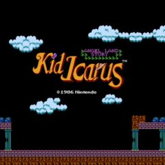 KID ICARUS – Nes (1987)