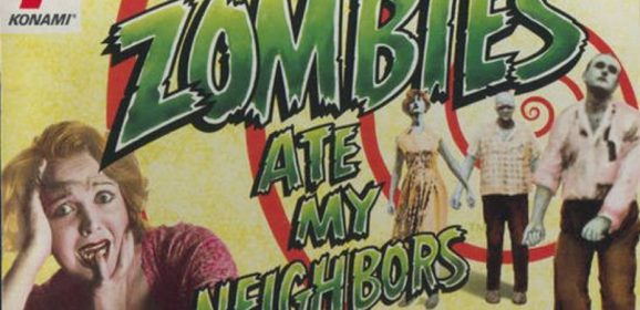 ZOMBIES ATE MY NEIGHBORS  – Mega Drive/Super Nintendo (1994)