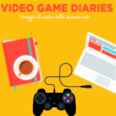 LIBRO  – VIDEO GAME DIARIES – Veronica La Peccerella
