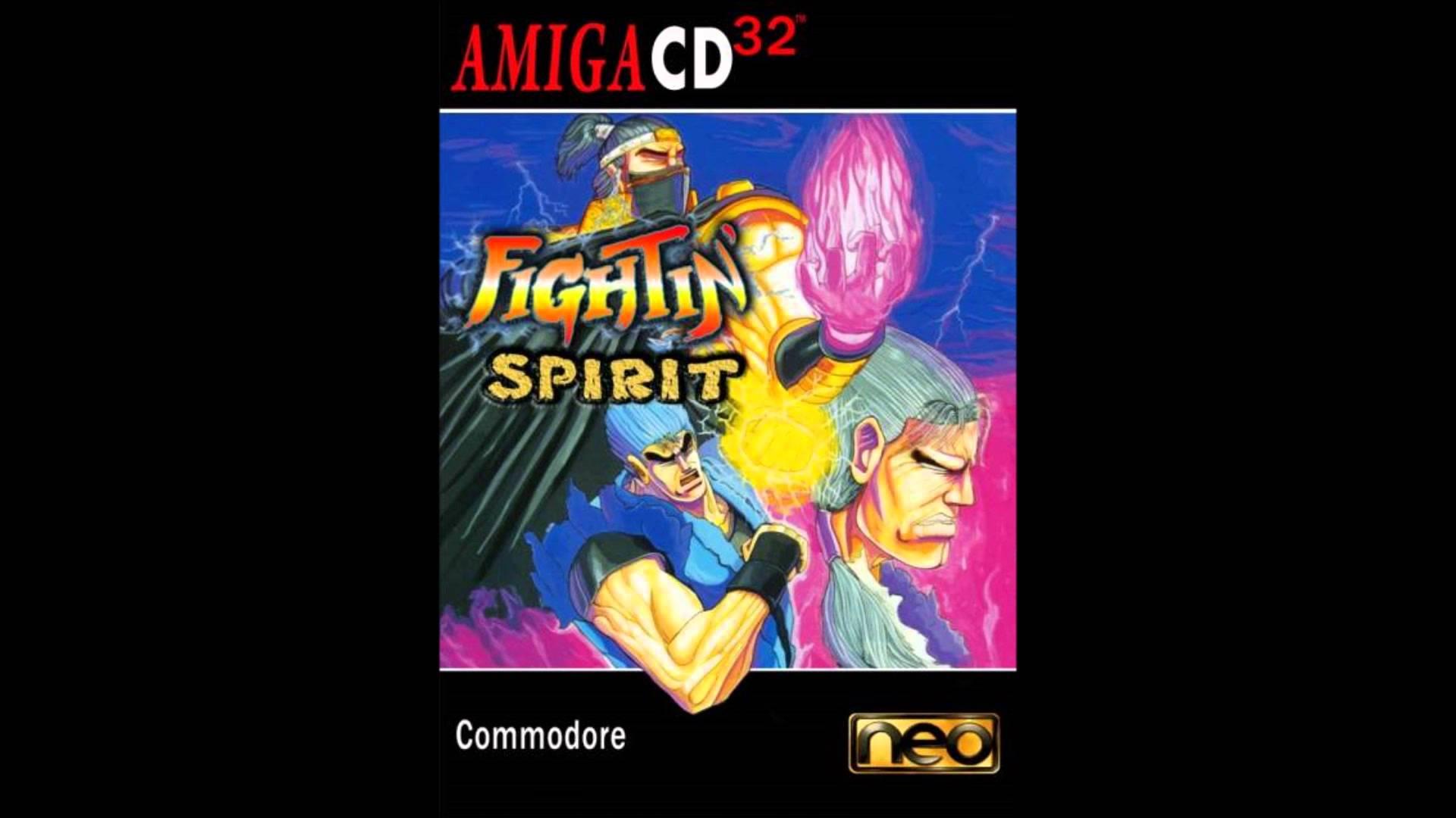 E qui la cover della versione Amiga CD32