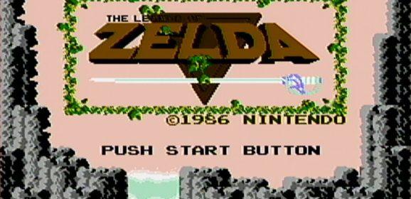 THE LEGEND OF ZELDA – Nes (1986)