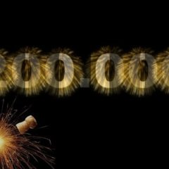 200.000 VISITE!