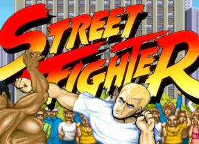 STREET FIGHTER  – Arcade (1987)