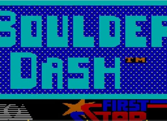 BOULDER DASH – All Versions (1984)