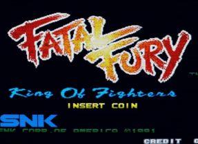FATAL FURY – Coin Op (1991)