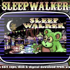 SLEEPWALKER – Commodore 64 (2017)