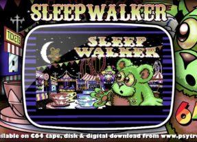 SLEEPWALKER – Commodore 64 (2017)